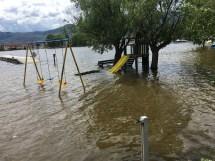 Lake Water Levels Rise - Paradise Park Rv Resort