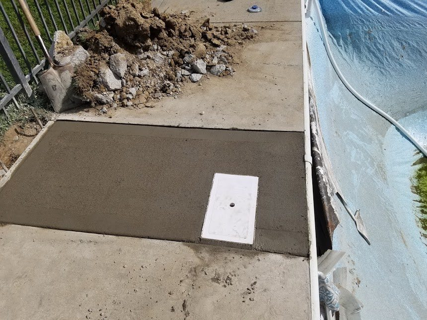 Swimming pool plumbing repairs  Paradise Pool and Patio
