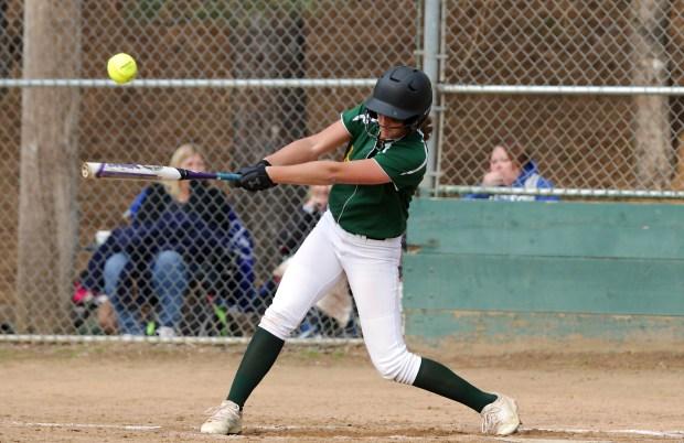 Jenna Sobrero will be taking her .392 batting average to Humboldt State.