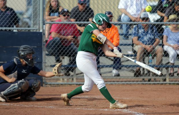 Junior Kelsi Rice was named to the All-League team in the Westside League.