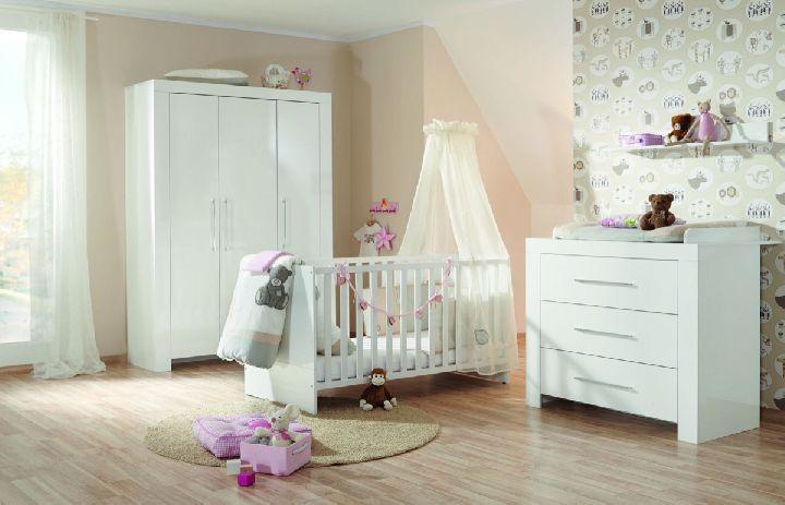 De mooiste slaapkamertjes voor je baby vind je bij Paradisio