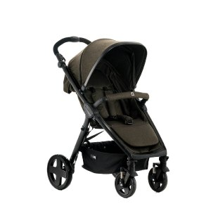 moon passeggino jet city brown