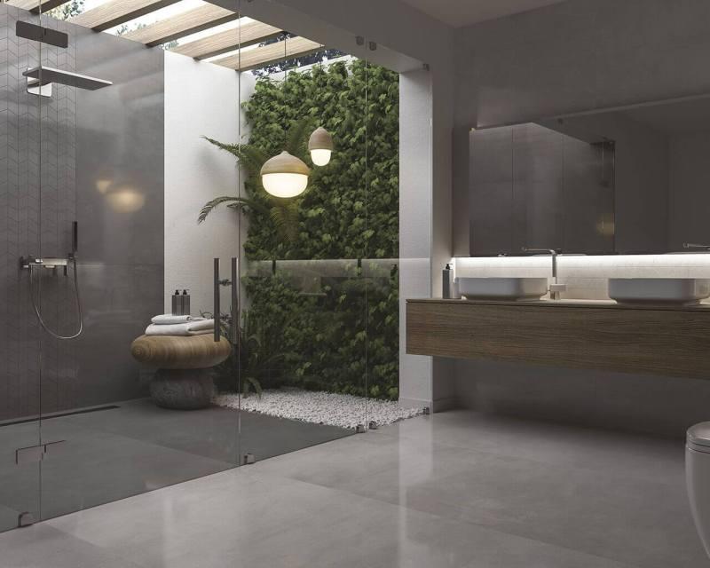 Rośliny W łazience Zainspiruj Się I Wypróbuj U Siebie