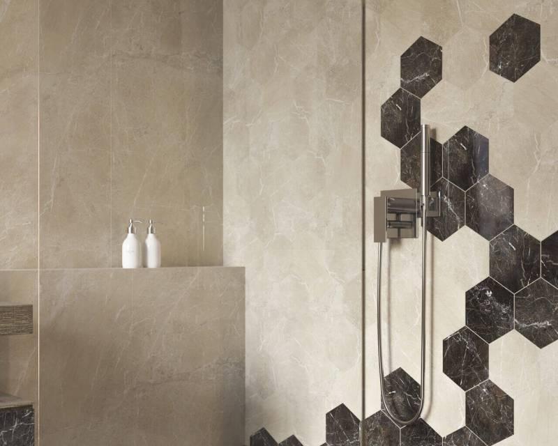 tosi_beige_mat_598x1198_tosi_brown_poler_598x598_tosi-brown-,-beige-hexagon-171x198-poler_detal