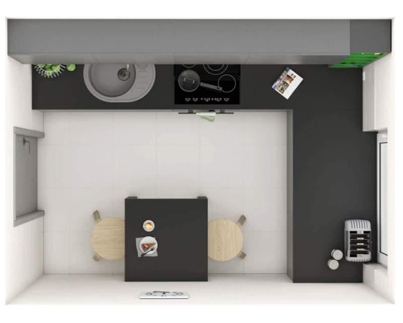 Aranżacja Małej Kuchni W Bloku Jak Ją Urządzić Blog