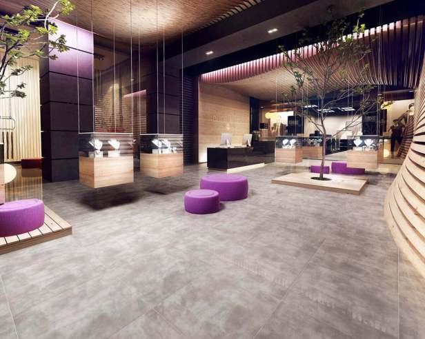 aranzacja-szarego-lobby-hotelowego-tecniq-ceramika-paradyz-3