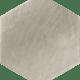 Hexx Universum Crema Heksagon, 26 x 26 cm