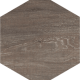 Hexx Universum Wood Beige Heksagon, 26 x 26 cm