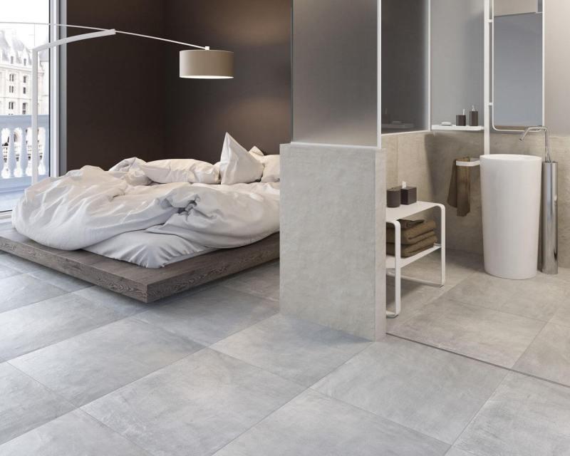 Ta sama podłoga wróżnych pomieszczeniach świetnie je ujednolici, awybierając płytki ceramiczne oodpowiednich parametrach dodatkowo zapewniamy sobie bezpieczeństwo iłatwość utrzymania wczystości.