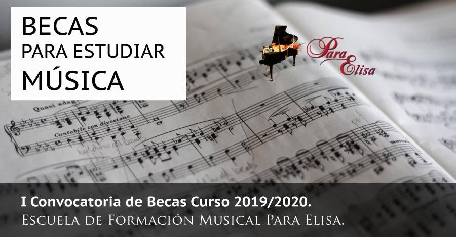 Becas Musicales Para Elisa