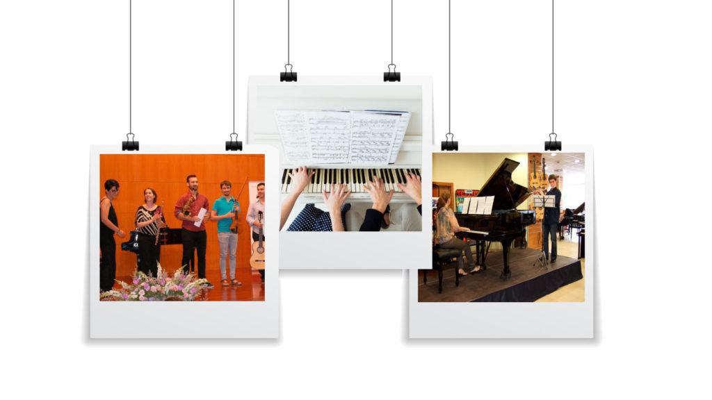 Profesores de la Escuela de Formación Musical Para Elisa