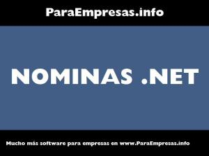 nominas .net