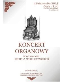 IV Jesienny koncert organowy w Brześciu Kujawskim