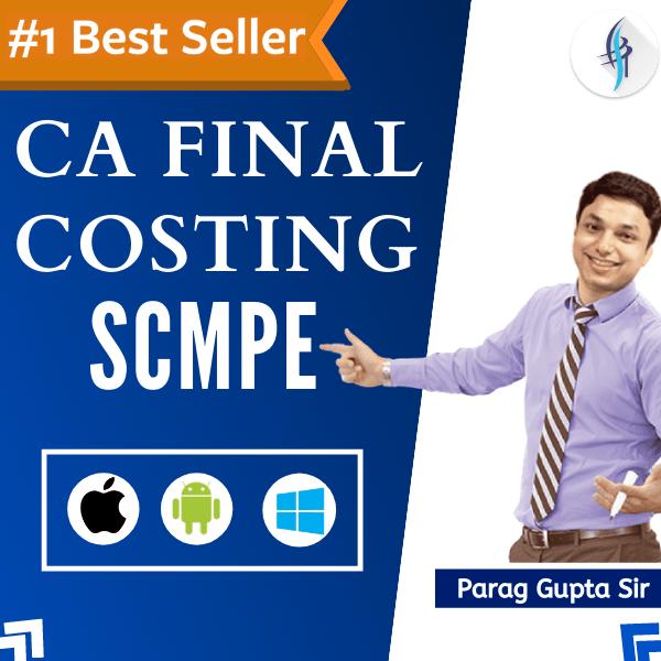 CA Final Costing SCMPE