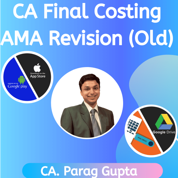 CA Final Costing AMA Revision Old