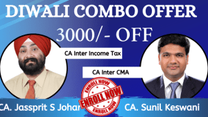 CA Inter Combo Offers