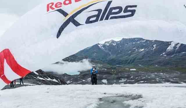 Archiv Red Bull X-Alps 2003-2017