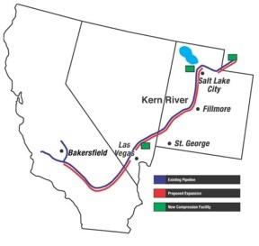 Multi-state Natural Gas Pipeline