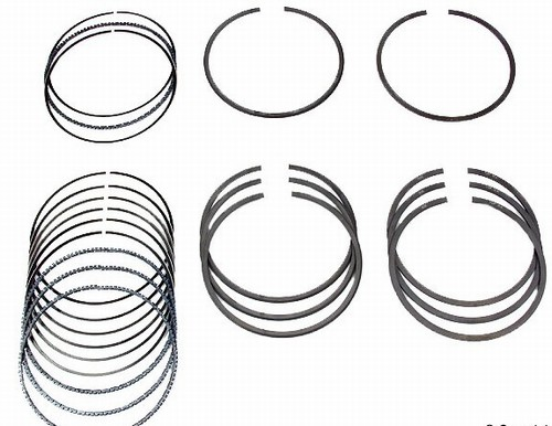 Porsche 944, 944S2 and 968 Piston Ring Set.