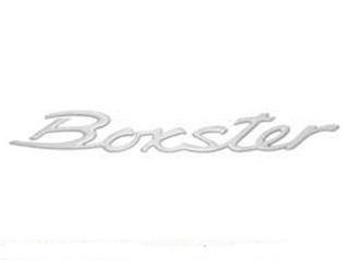 Porsche Boxster Emblem