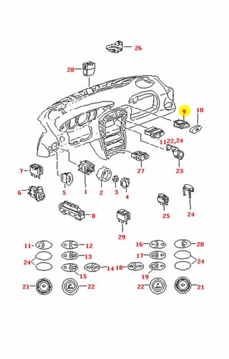 Porsche 911, Carrera 2, Carrera 4, 911 Turbo and Boxster