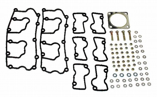 Porsche 911 and 911 Turbo Valve Cover Gasket Set.