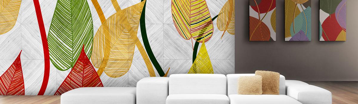 4 Digital Wallpaper Design Ideas for Your Home  Paragon