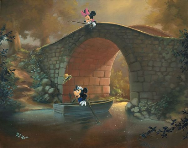 Rob Kaz Disney Art & Paintings