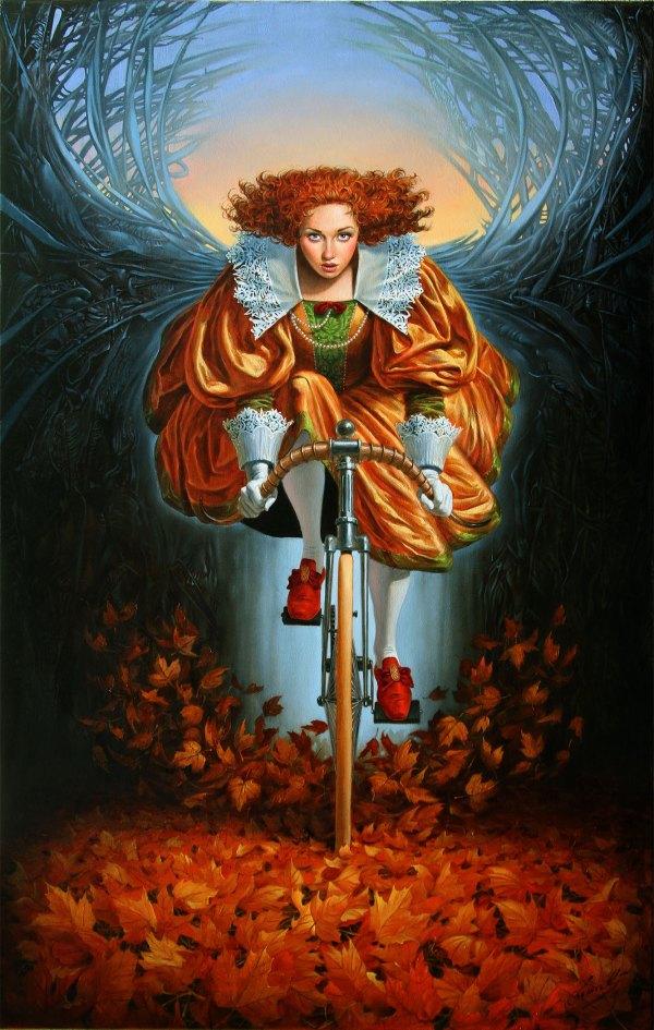 Michael Cheval Art Paintings
