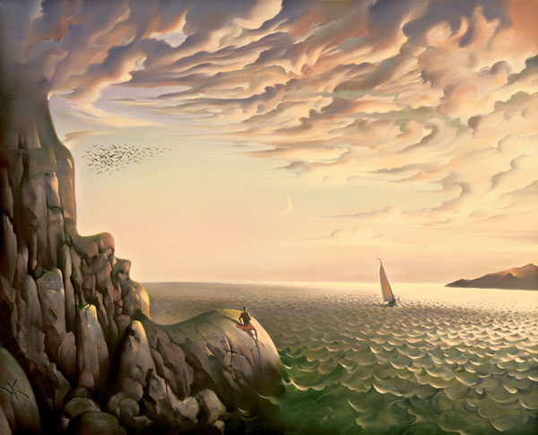 BOUND FOR DISTANT SHORES<br />