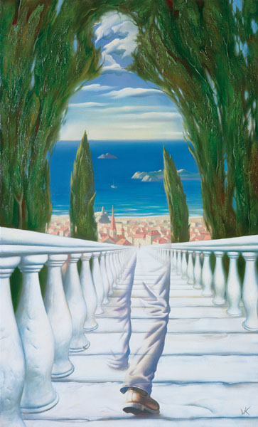 DESCENT TO THE MEDITERRANEAN<br />