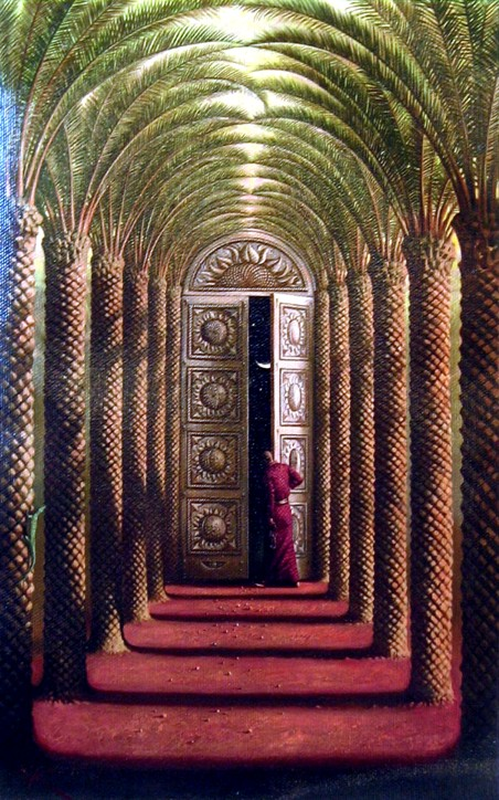 DOORS OF THE NIGHT<br />