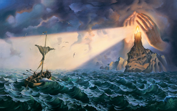 TO THE SAFE HAVEN<br />