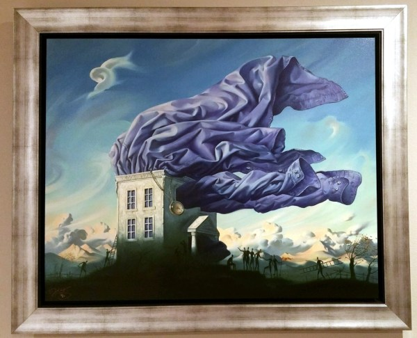 Vladimir Kush Art Paintings Prints & Sculptures