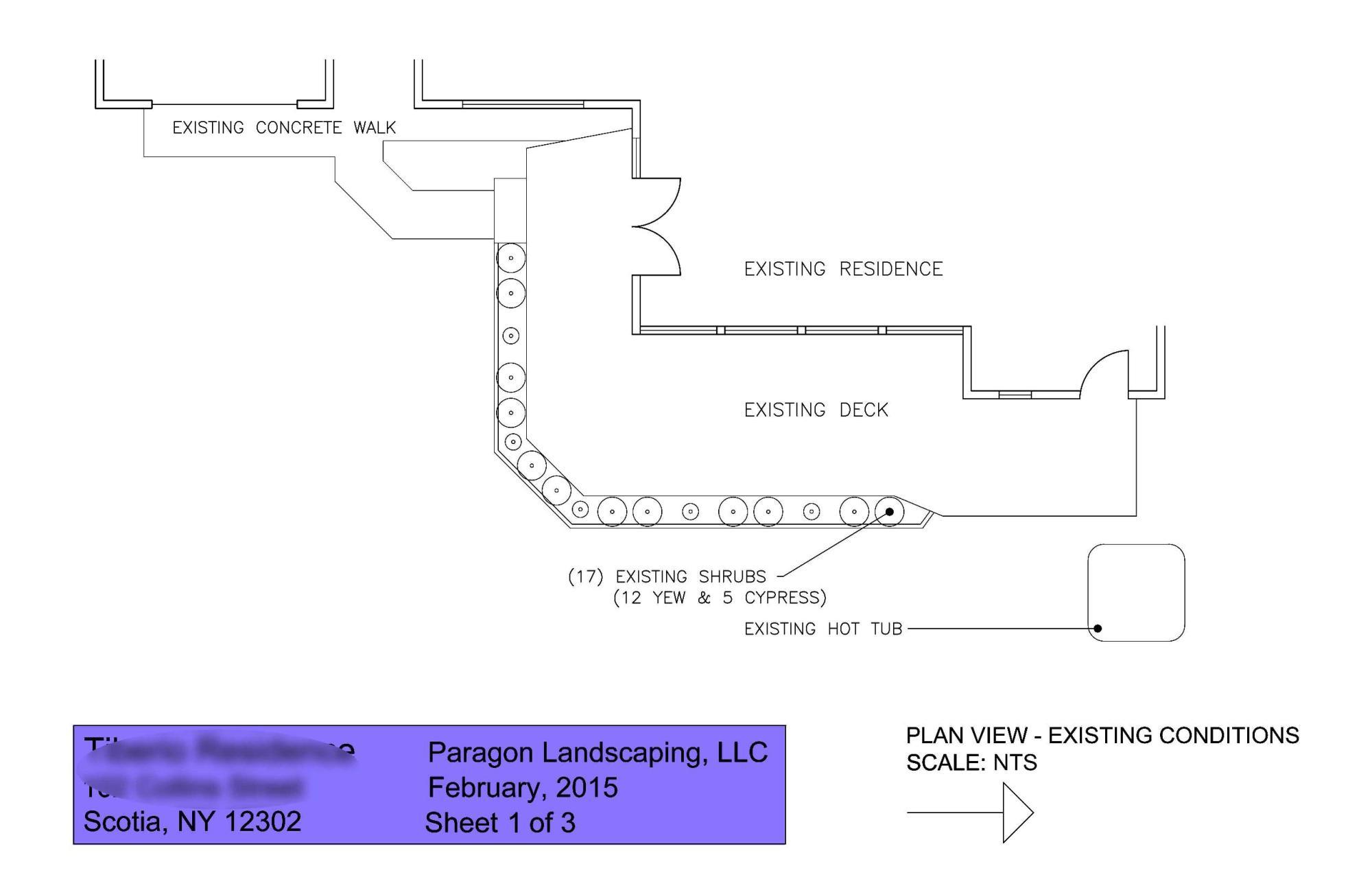 hight resolution of tiberio plan design document