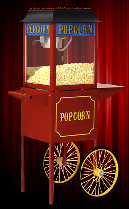 Paragon Popcorn Machines  Paragon 1911 Original Popcorn