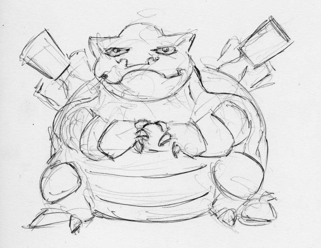 Draw Every Pokemon