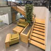 Straight Stairs and Modular Staircase Kits   Paragon Stairs