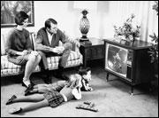 família nos anos 70