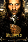 Capa do DVD Retorno do Rei - Segundo livro em Senhor dos Anéis