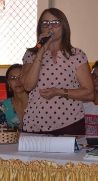Geralda Alves.