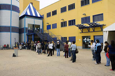 centro de internamiento de extranjeros