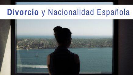 divorcio y nacionalidad española