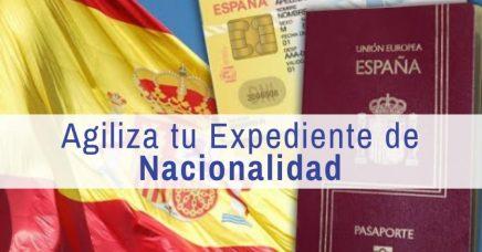 Tramita tu Demanda Contenciosa de Nacionalidad