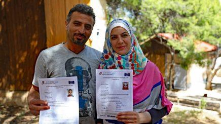 Pasaporte Cualificaciones Europeas Refugiados