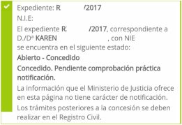 Resolución Karen