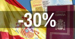 ¡Vuelve el Summer Black Friday! Tu Nacionalidad Española con 30% de descuento