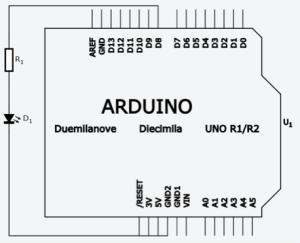 Diagrama elétrico do projeto