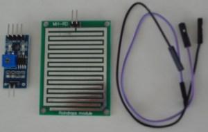 Partes do sensor