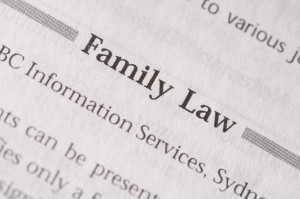 Paralegal Quiz- Family Law